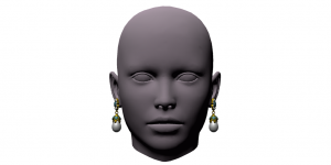 FGC Female Prop Pack 1 earrings1