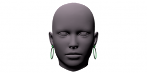 FGC Female Prop Pack 1 earrings2