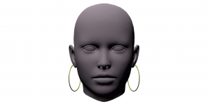FGC Female Prop Pack 1 earrings4