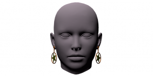 FGC Female Prop Pack 1 earrings6