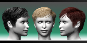 FGC Fem Hair Pack 1 Sort1