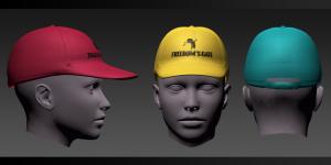 FGC Female Prop Pack 1 cap1
