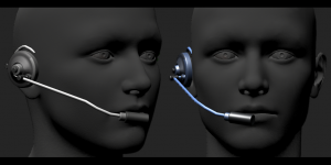 FGC Prop Pack 1 headSet